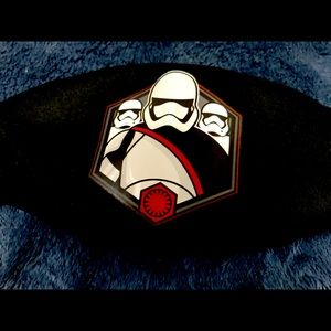 Other - Star Wars stormtrooper face mask adult large